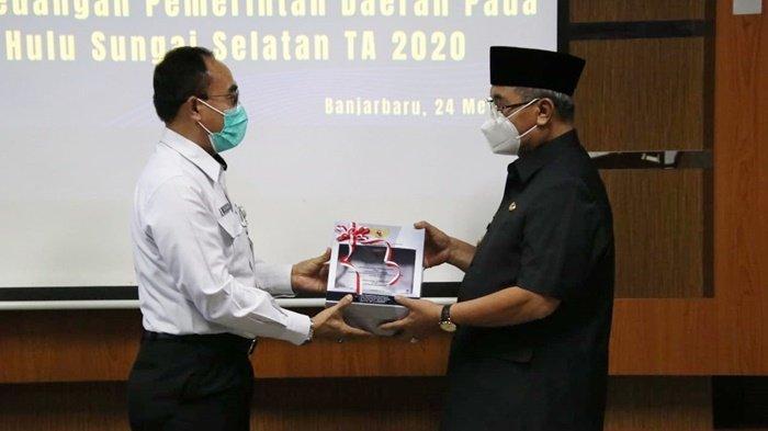 Pemerintah Kabupaten HSS Raih Opini WTP ke-8 Kali, Laporan Paling Baik se-Kalsel