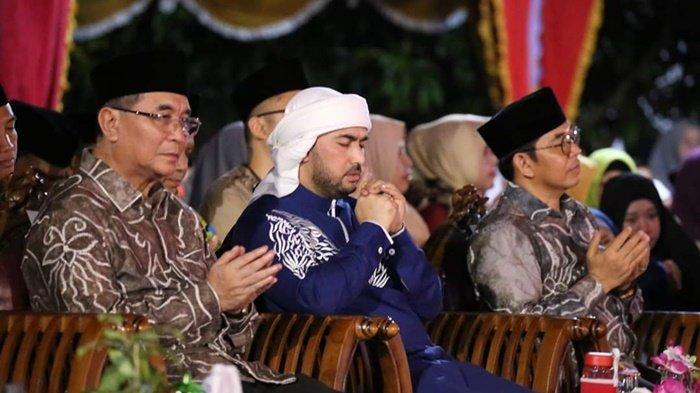 Pembukaan MTQ di Angkinang Meriah, Habib Ahmad AL Habsy Berikan Tausyiah