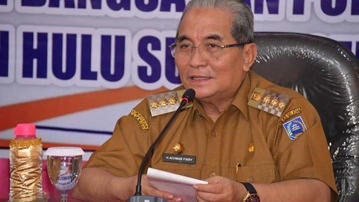 Bupati HSS Keluarkan Surat untuk Kepala SKPD Hingga Lurah Supaya Dukung Sensus Penduduk 2020