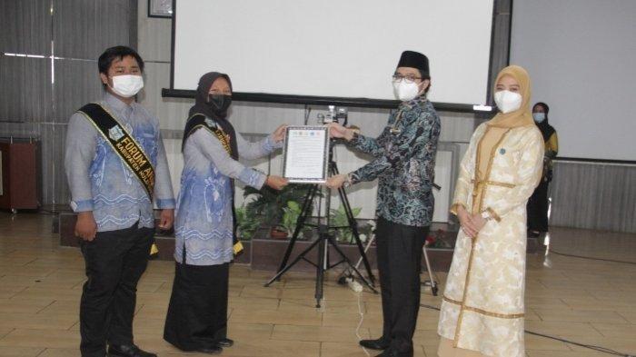 HST Raih Penghargaan Kabupaten Layak Anak Kategori Pratama