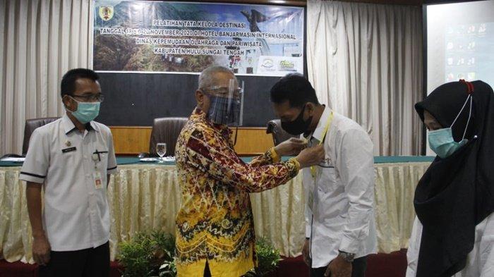 Pemerintah Kabupaten Hulu Sungai Tengah Gelar Pelatihan Tata Kelola Destinasi Wisata