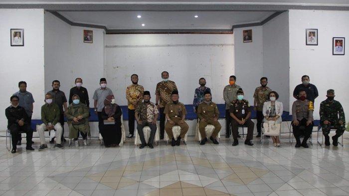 Komisi IV DPRD Kalsel Kunjungi Kabupaten HST, Bahas Penanganan Covid-19