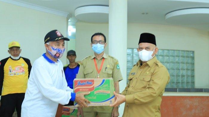 Bupati HSU Abdul Wahid Imbau Warga Terus Waspada Terhadap Bencana Banjir