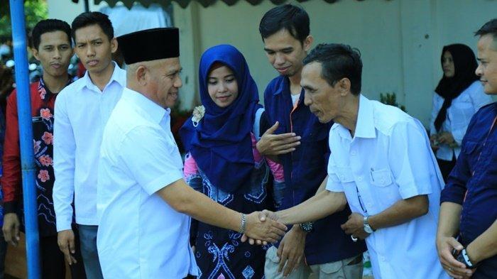 Bupati H Abdul Wahid : Desa-Desa di Kabupaten HSU Diharapkan Terus Punya Terobosan Baru