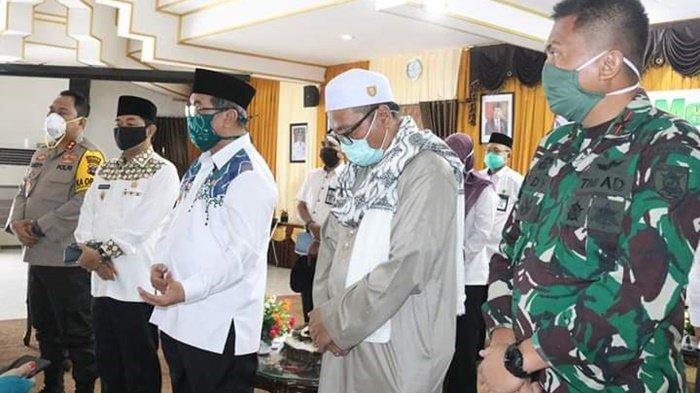 Bupati HSS Ajak Pengurus Masjid Dialog Terkait Imbauan Bersama MUI tentang Salat Jumat