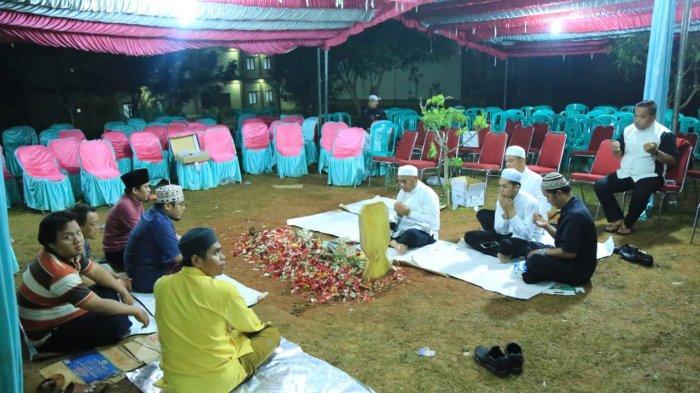 Ustadz Arifin Ilham Wafat, Bupati HSU Abdul Wahid Meluncur ke Pesantren Az Zikra, Sampaikan Duka