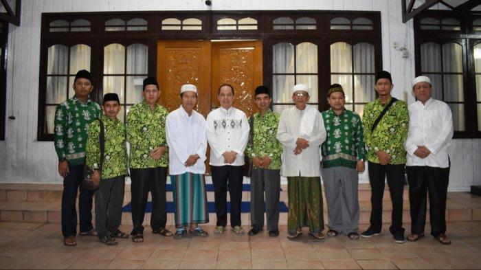 Pimpinan Wilayah Dewan Masjid Indonesia Kalteng Datang ke Kapuas untuk Nilai Kampung Ramadan
