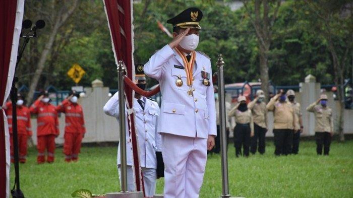 Bupati Kapuas Imbau Warga Ikuti Upacara Hari Lahir Pancasila dan Kibarkan Bendera