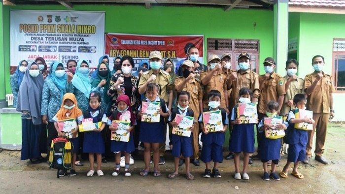 Kesehatan dan Keselamatan Prioritas Utama, PTM Terbatas di Kabupaten Kapuas Ditunda