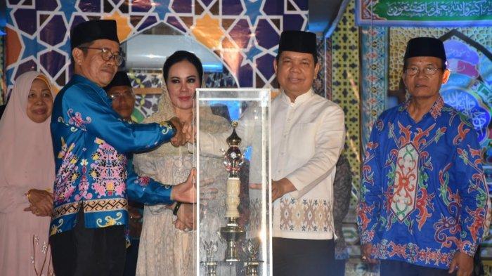 Kecamatan Selat Juara Umum MTQ Ke-44 tingkat Kabupaten Kapuas