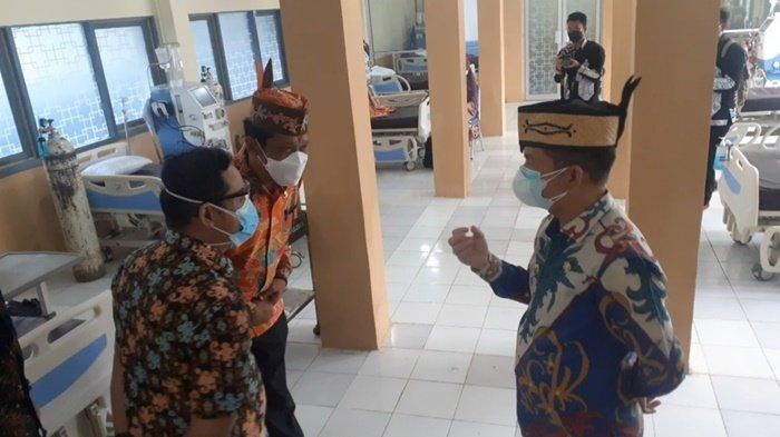 Gedung Baru Unit Hemodialisa RSUD Kapuas Diresmikan, Sejak 2014 Banyak Bantu Pasien Gagal Ginjal