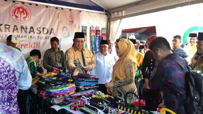 MTQ XXXII Tingkal Kalsel di Kotabaru, Sediakan Stand Bazar Untuk Tiap Daerah