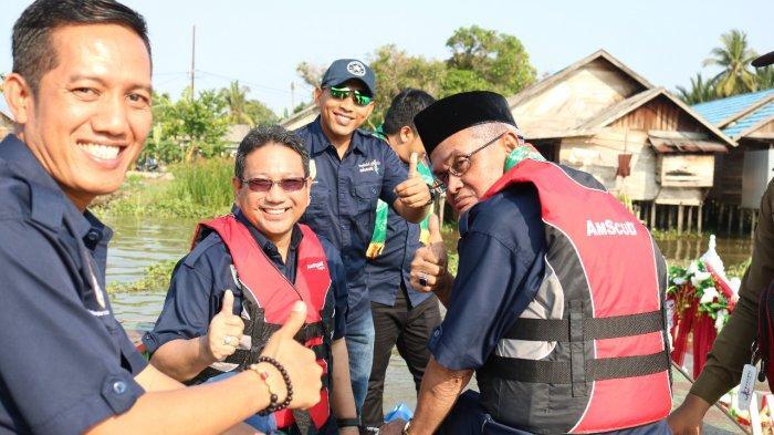 Ini Pesan Bupati Banjar untuk Festival Pesona Pasar Terapung Lokbaintan