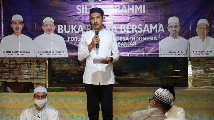 Bupati Banjar H Saidi Mansyur Harap Forsekdesi Jadi Forum Ujung Tombak Desa