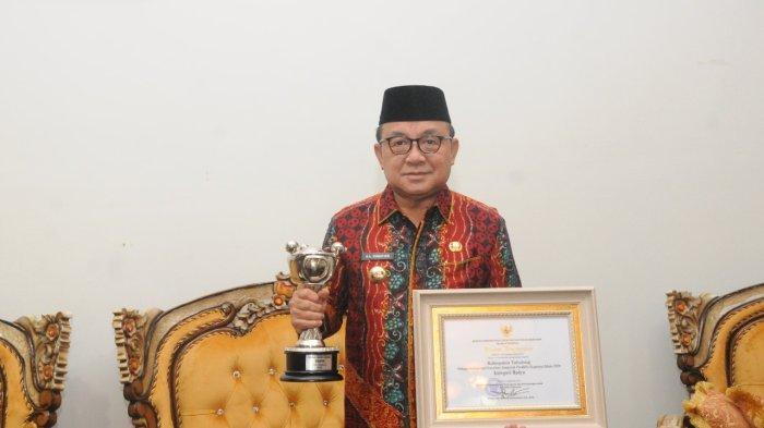 Pemkab Tabalong Raih Penghargaan Anugerah Parahita Ekapraya Tingkat Madya