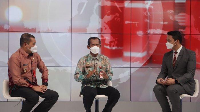 Bupati Tala Tampil Mengesankan Jadi Narasumber Program Bergengsi di Jakarta