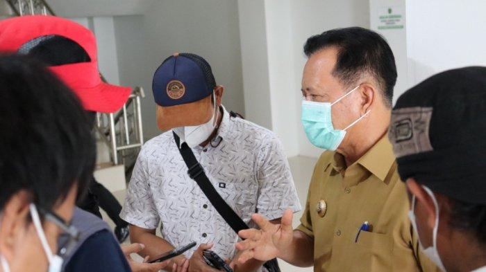 Bupati Tapin Ajak Media Cetak dan Online Bantu Pemerintah Sukseskan Vaksinasi Massal
