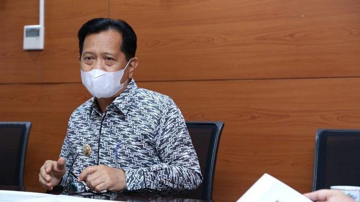 Datangi Kemenpan RB, Bupati Tapin sampaikan Kajian Mall Pelayanan Publik