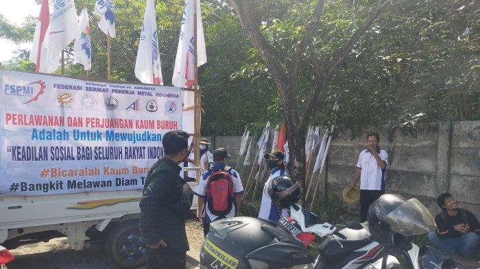 Buruh Akan Demo Kantor PLN Banjarbaru