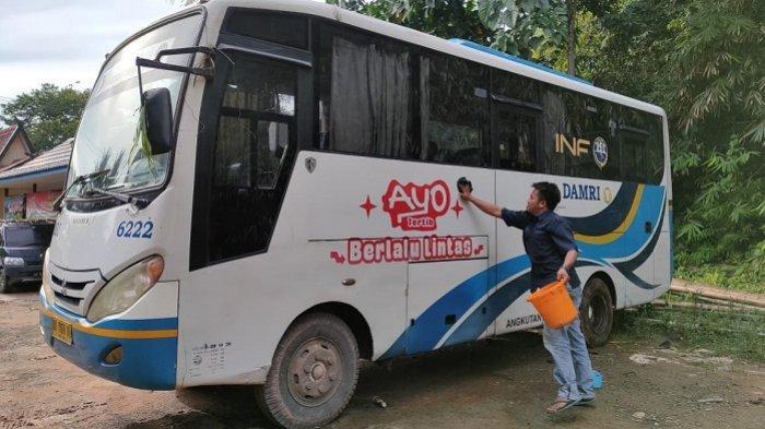 Wisata Kalsel : Kini Ada Angkutan Bus Setiap Hari ke Loksado HSS, Catat Jam dan Tarifnya