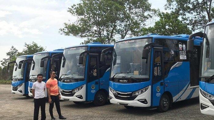 Bus Rapid Transit Banjarmasin-Banjarbaru Tak Beroperasi Saat Idul Fitri 2021