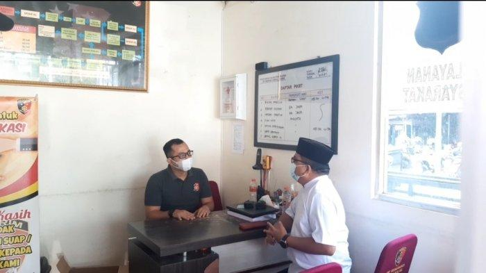 Video Unggahannya Dimanipulasi dan Disebarkan, Denny Indrayana Buat Laporan Polisi ke Polda Kalsel
