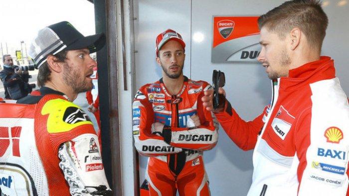 Ini Pendapat Andrea Dovizioso Terkait banyak Dukungan untuk Menjuarai MotoGP