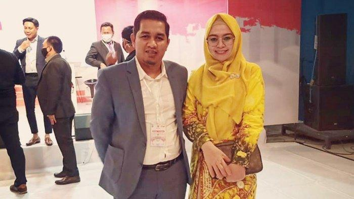 Paslon Nomor 2 Mila Karmila-Zainal Arifin Ajak Masyarakat Tanbu Ciptakan Pilkada yang Damai
