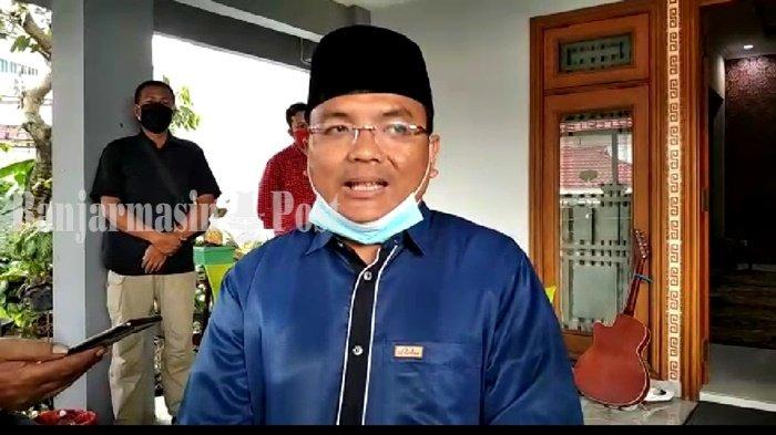Pilkada Kalsel 2020, Diunggulkan di TPS Perkotaan Denny Indrayana Bersyukur dan Minta Dikawal