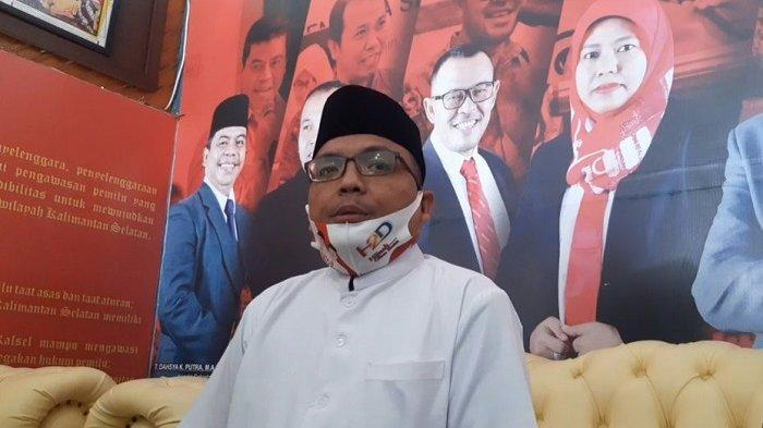 Pilgub Kalsel 2020 : Mesin Politik Haji Denny Semakin Panas