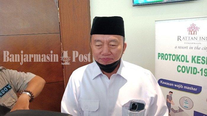 PSU Pilgub Kalsel, Calon Wakil Gubernur Muhidin Akan Coblos di TPS Bunyamin
