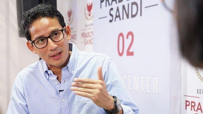 Bukan Jokowi Atau Prabowo, Sandiaga Uno Ternyata Hadir di Haul Guru Sekumpul 2019, Ini Penampakannya
