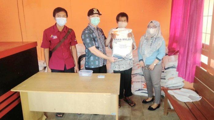 Monitoring Penyaluran Bansos, Ini Harapan Camat Kapuas Timur