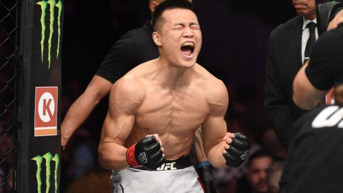 Can Sung Jung atayu Korean Zombie, Petarung UFC