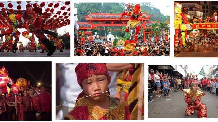 KAPAN CAP GO MEH 2021? Perayaan Imlek 2021 Bagi Komunitas Tionghoa yang Tinggal di Luar China