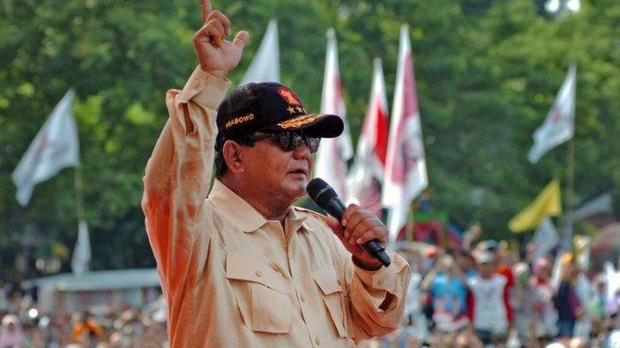 Imbauan Resmi Prabowo ke Pendukung Saat Pengumuman Hasil Sidang Putusan MK Sengketa Pilpres 2019