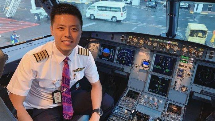 Berikut Kesalahan-kesalahan Capt Vincent Raditya yang Barujung Dicabutnya Izin Terbang Oleh Kemenhub