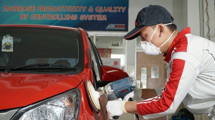 Perawatan Bodi Mobil dan Aksesoris, Diskon bagi Customer Rp 300.000 hingga Promo 20 Persen
