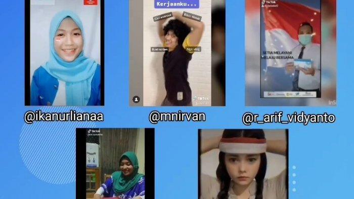 Berikut Pemenang Lomba Challenge Video Tiktok Bank Kalsel
