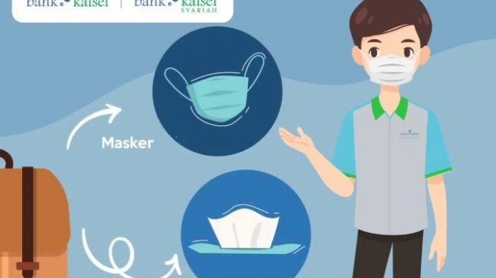 Hadapi New Normal, Berikut Tips dari Bank Kalsel