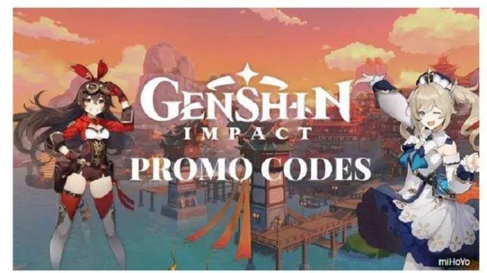 Kode Redeem Gratis Genshin Impact, Begini Cara Mendapatkan