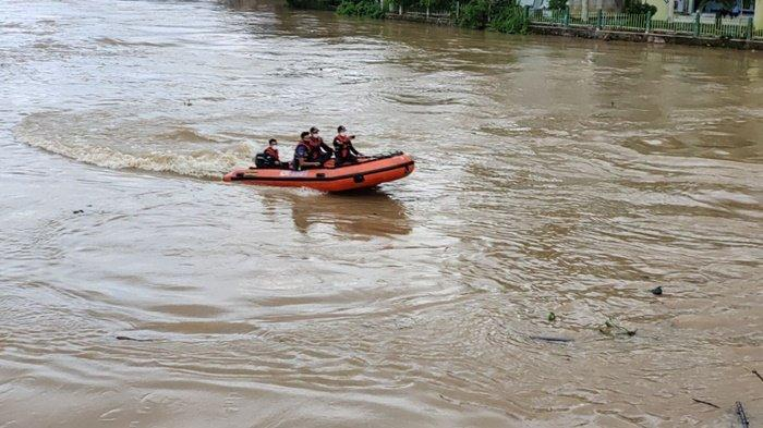 Pencarian Santri Tenggelam di Sungai Martapura Kabupaten Banjar Dihentikan
