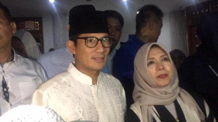 Sandiaga Uno Fokus Tuntaskan Pilpres 2019 ke Tahan Akhir, Bantah Ditawari Jabatan Kubu Jokowi