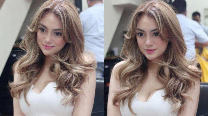Lihat Perubahan Rambut Celine Evangelista di Tengah Kondisi Masih Pisah Rumah Dari Stefan William
