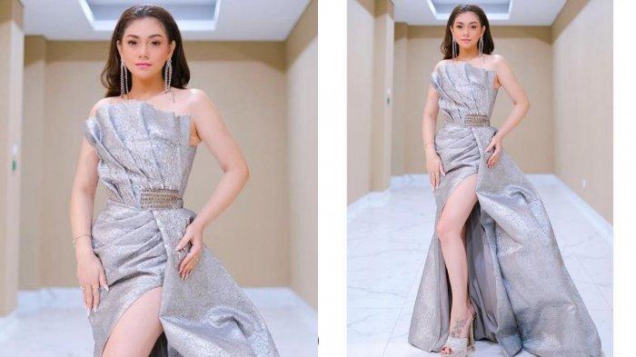 Sosok di Balik Penampilan Hot Celine Evangelista di Indonesian Drama Series Awards, Dekat Luna Maya