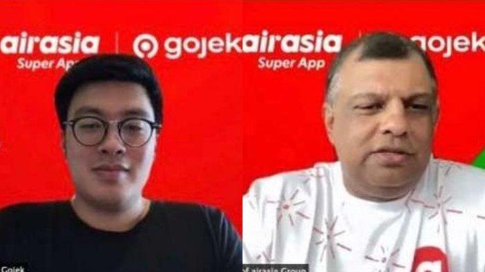 Gojek di Thailand Diakuisisi AirAsia, Saham AirAsia Super App Jadi Penggantinya