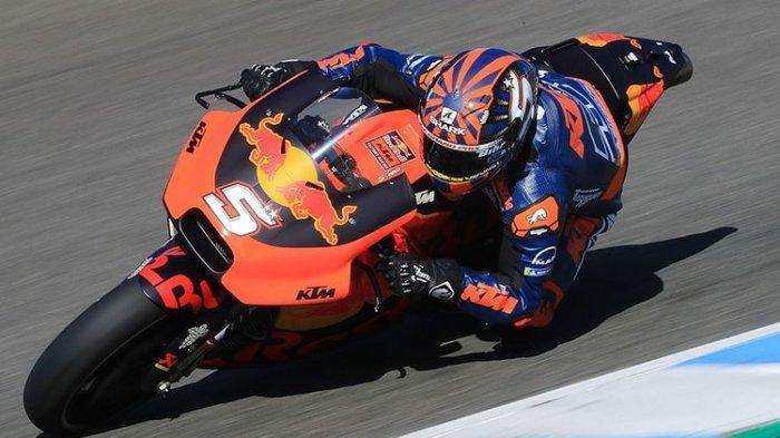 Hasil FP2 MotoGP San Marino 2021, Zarco Tercepat, Urutan Rossi dan Marquez Terdongkrak