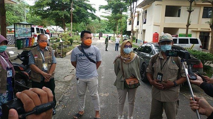 Sembuh dari Covid-19, ini Pengalaman Menyenangkan Dua Warga Banjarbaru Menghuni Karantina Khusus