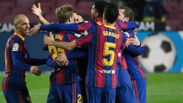 LINK Live Streaming Barcelona vs Elche di TV Online Bein Sports 1 Liga Spanyol, Lionel Messi Main