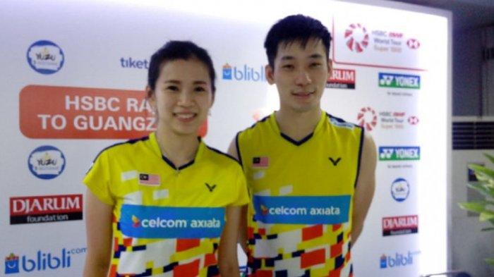 Hasil Japan Open 2018 Chan/Goh Takluk di Tangan Wang Yilyu/Huang Dongping Buat Malaysia Pulang